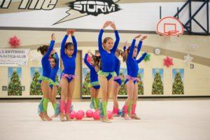 recreational & performing gymnastics