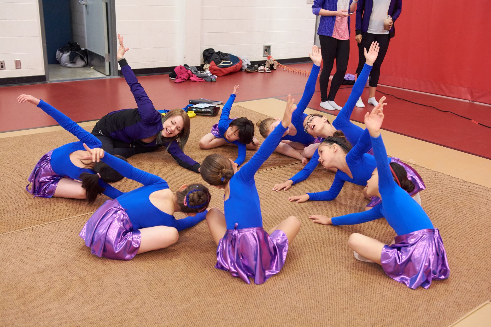 Elena's RG, Edmonton, Recreational, Gymnastics, Registration