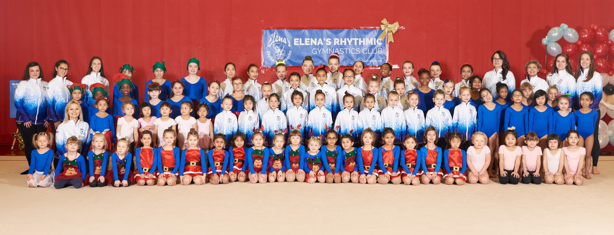 Elena's Rhythmic Gymnastics Club Photo 2019-2020