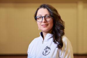 Coaches - Coach Alevtina Goulko